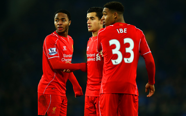 Cup-tied Liverpool star Jordon Ibe posts message of support on Instagram