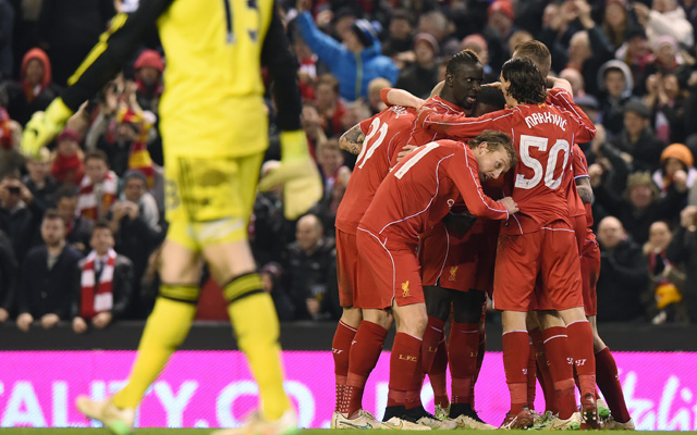 Liverpool's team of the season – No room for Joe Allen; Raheem Sterling up front