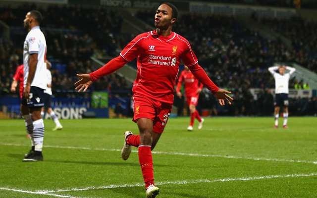 Non-League Macclesfield Town launch audacious bid for Raheem Sterling…
