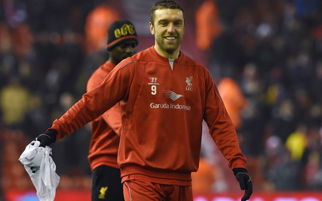 QPR want Rickie Lambert to replace Liverpool target Charlie Austin
