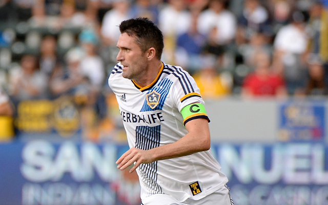 Robbie Keane warns Steven Gerrard he won't give up LA Galaxy captaincy