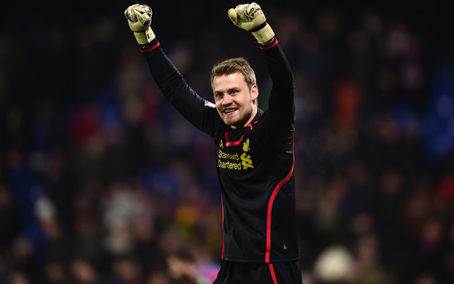 Liverpool's Simon Mignolet reveals why being dropped was a 'beneficial experience'