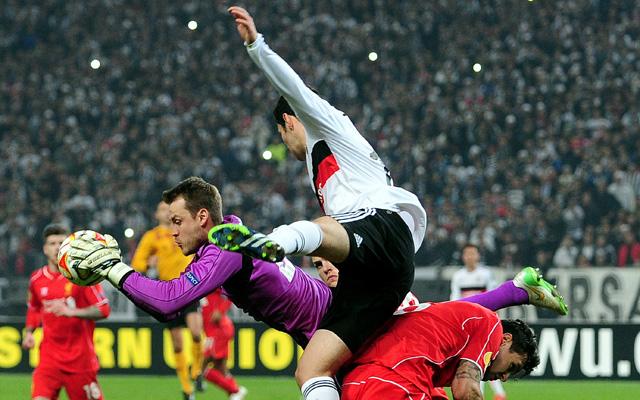 Simon Mignolet 'devastated' by Besiktas defeat