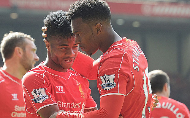 Updated list: Liverpool's 'statistically' ten best players this season, Raheem Sterling 3rd & Daniel Sturridge 8th