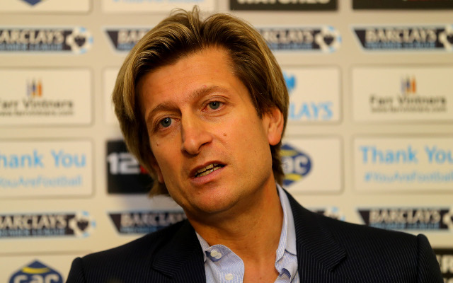 Liverpool fans respond to Crystal Palace chairman Steve Parish's bitter comments