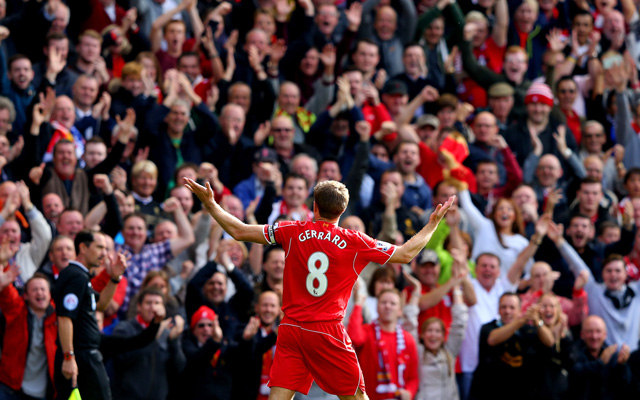Steven Gerrard expecting 'emotional' Anfield farewell this weekend