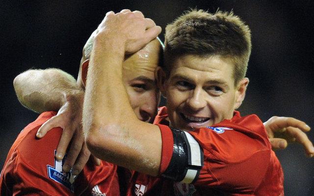 Ex-Red Jonjo Shelvey reveals what life is like living next door to Liverpool captain Steven Gerrard