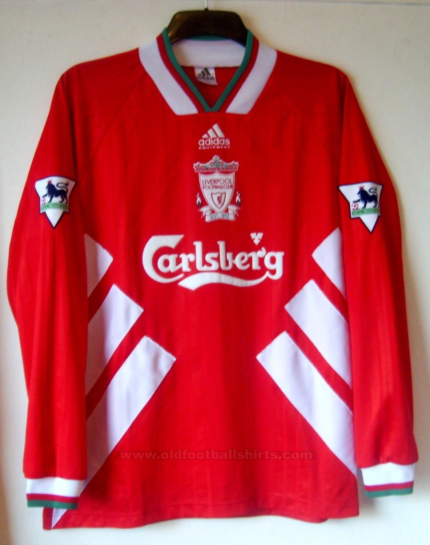 more photos 267df cc54d Top ten most stylish Liverpool kits from Premier League era
