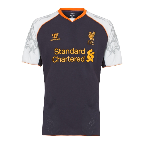 Top ten most stylish Liverpool kits from Premier League era