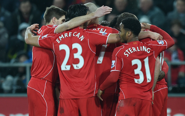 Liverpool match 40-year record with Swansea victory