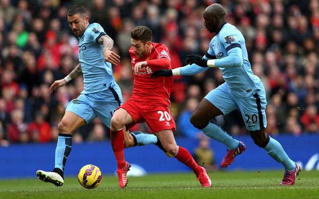 (Video) Both Adam Lallana's disallowed goals v City – were they both offside?