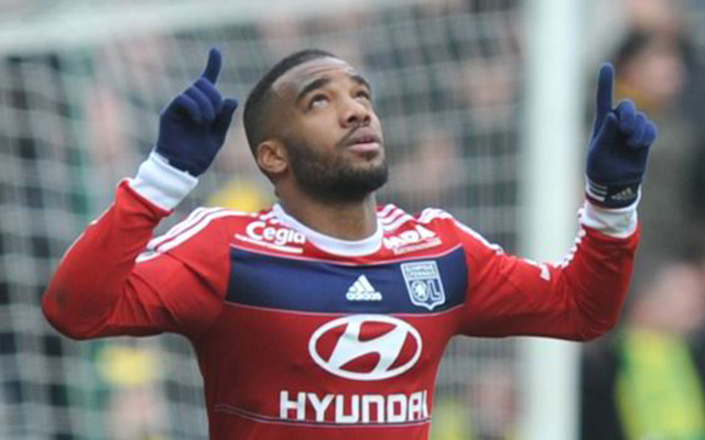 Alexandre Lacazette discusses summer transfer