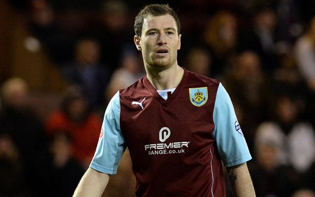 Burnley star jokes about receiving text from Jurgen Klopp