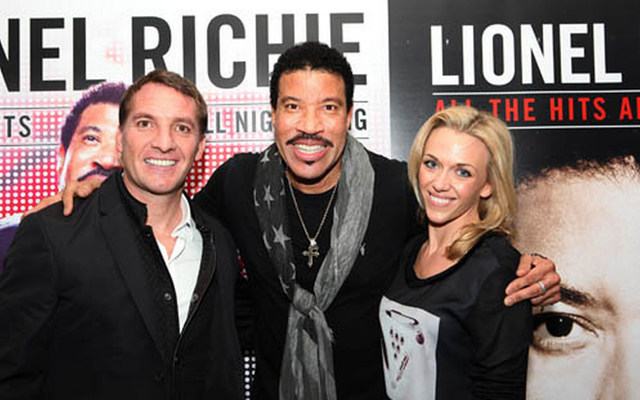 Brendan Rodgers Lionel Richie