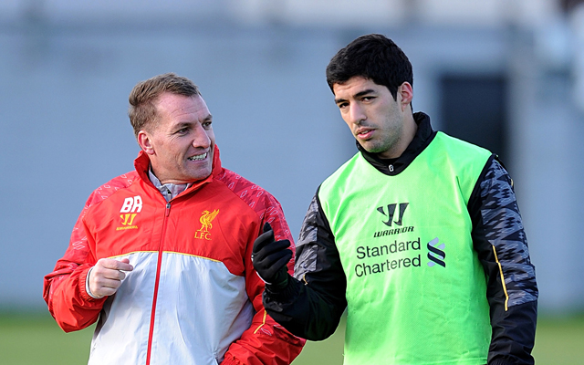 Danny Wilson says Luis Suarez had a really weird habit in Liverpool training