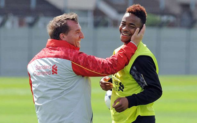 Twitter reacts to Liverpool team news, with Raheem Sterling leading the line
