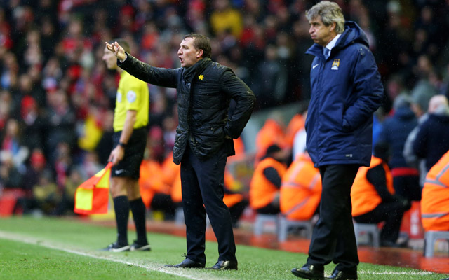 Brendan Rodgers lavishes praise on fantastic Liverpool following Man City win