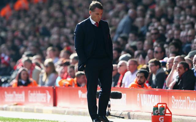 Brendan Rodgers talks Aston Villa and Mario Balotelli's disallowed goal