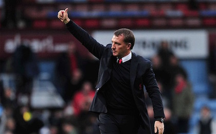 (Video) Serious Brendan Rodgers warns Liverpool's FA Cup rivals 'we want Wembley win""