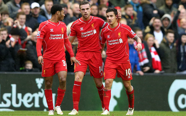 Brendan Rodgers and Adam Lallana label Philippe Coutinho 'Sensational' Following Win Over Man City