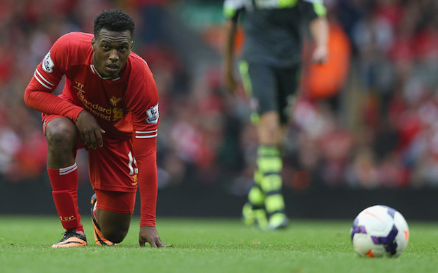 Arsenal v Liverpool confirmed teams: Daniel Sturridge only on the bench
