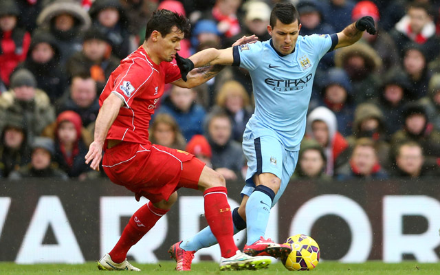 Aguero says he always pined after Liverpool move to replicate judas striker