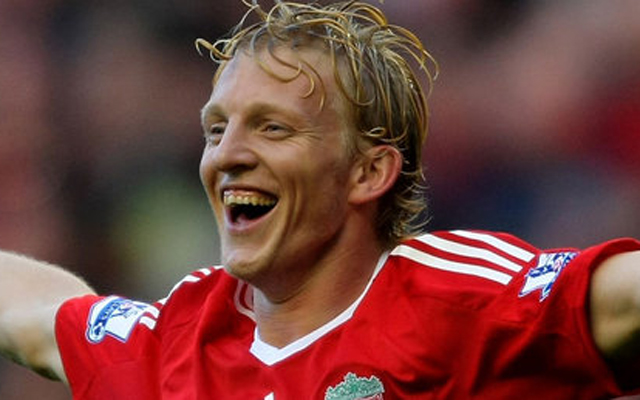 Dirk Kuyt celebrates unexpected Liverpool return: 'I never thought it would happen'