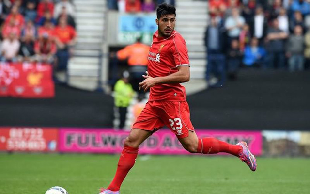 Kolo Toure backs 'king' Emre Can to become Liverpool leader and captain – 'There is no better player'