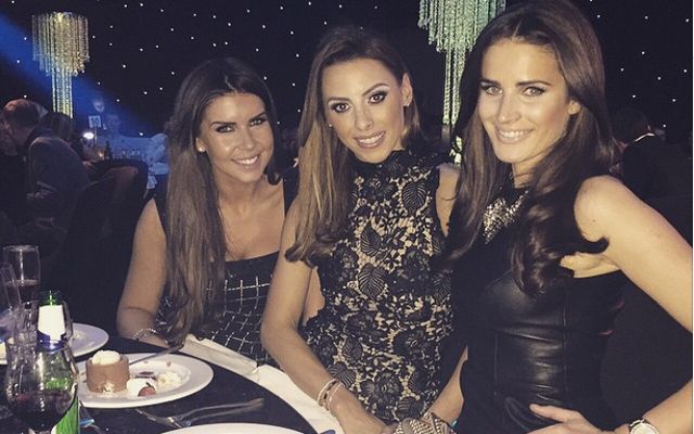 Big party follows Anfield Charity Match – best photos as Liverpool players and WAGs celebrate late into the night