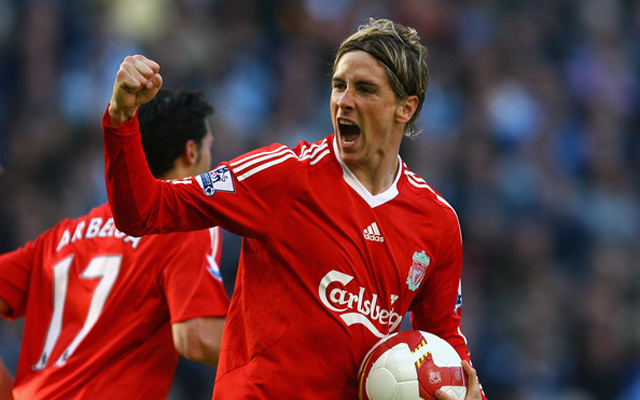 Fernando Torres- Liverpool in the Champions League is great for football