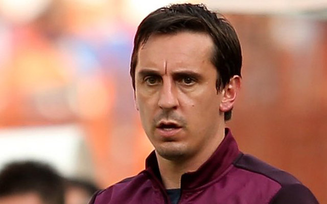 Gary Neville makes right fool out of himself with anti-Liverpool tweet