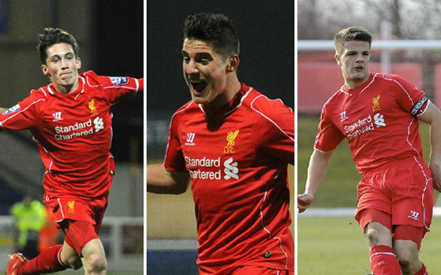 Five Liverpool prodigies who need a loan move to maximise their crazy talent