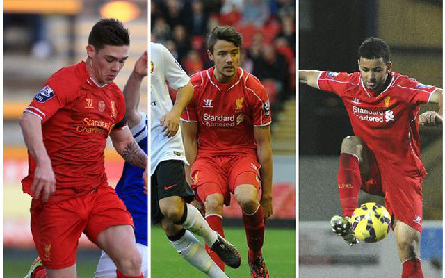 Three more exciting Liverpool youngsters finalise loan moves