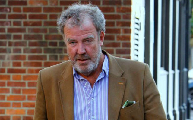Chelsea fan in trouble again: Jeremy Clarkson suspended from the BBC for allegedly taking swipe at a producer