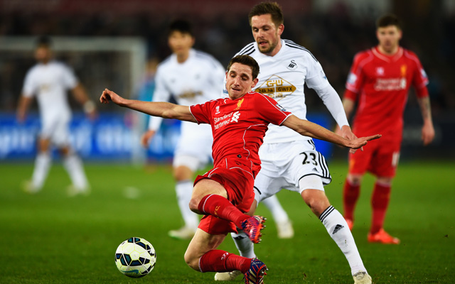 Joe Allen left 'very disappointed' by the departure of Liverpool mentor