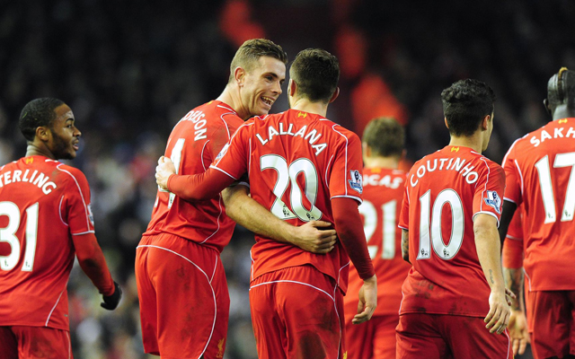 Liverpool's impressive all-English XI, with four new signings and no Raheem Sterling