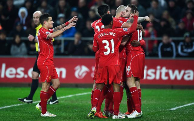 Twitter reacts to Liverpool's win over Swansea City: Jordan Henderson and Joe Allen praised