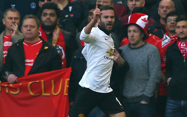 (Video) Juan Mata scores stunning second – is that game over for Liverpool?