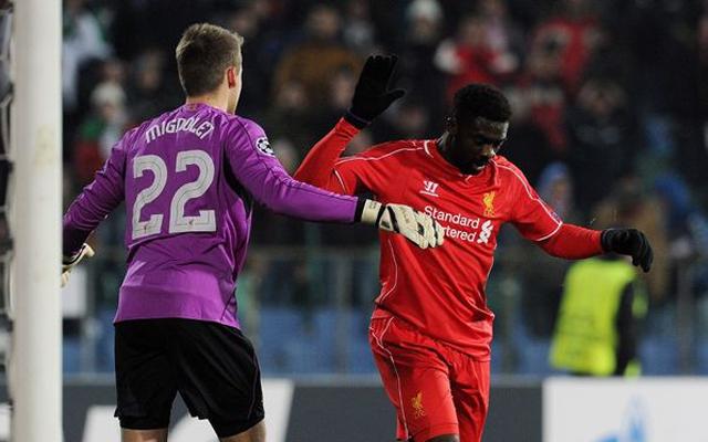 Kolo Toure always knew under-pressure Liverpool teammate would improve