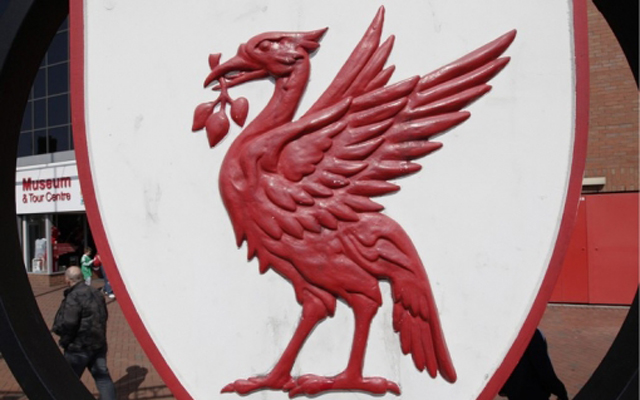 (Image) Wow! Talk about loyalty – Reds fan gets Liverbird imprinted on his eye!