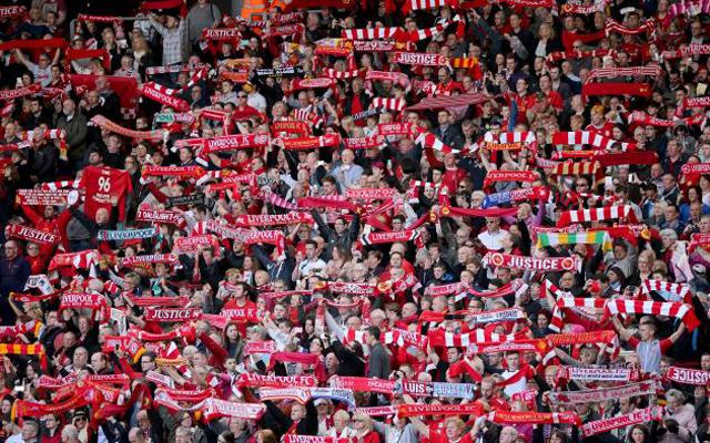 (Video) Kop celebrates Jordan Henderson's goal against Burnley with his brilliant song