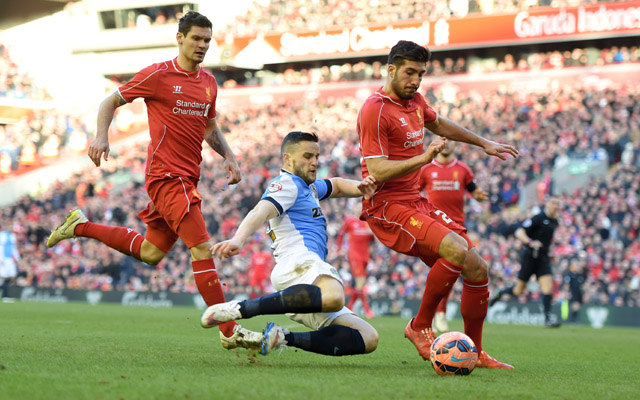 Liverpool player ratings vs Blackburn Rovers – Reds solid at the back, but unable to snatch winner