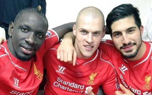 Martin Skrtel has agreed a new deal with Liverpool