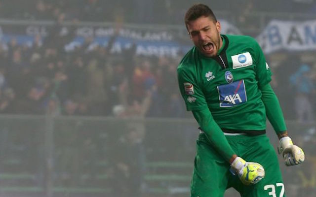 Italian keeper: 'Liverpool are definitely a great club – one of the top clubs in the world'