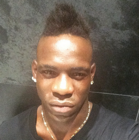 Mario Balotelli Instagram picture