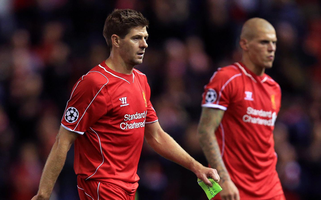 Brendan Rodgers gives fitness update on Skrtel, Flanagan and Gerrard