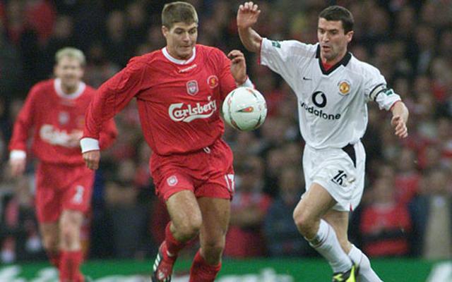 Roy Keane winds up LFC fans; tells them to 'lighten up'