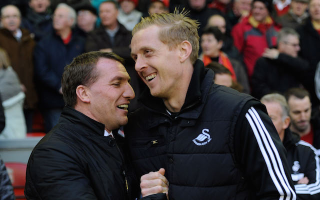 Liverpool's Brendan Rodgers could manage 'the elite of Europe', says Garry Monk