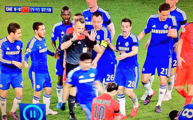 Daniel Sturridge & Jose Enrique troll Chelsea during their Champions League defeat