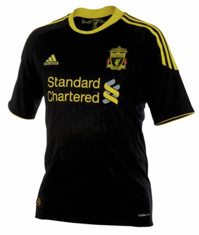 liverpool third shirt 2010-2011